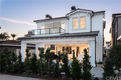 212 Via Mentone, Newport Beach, CA 92663 - MLS#: OC18088062