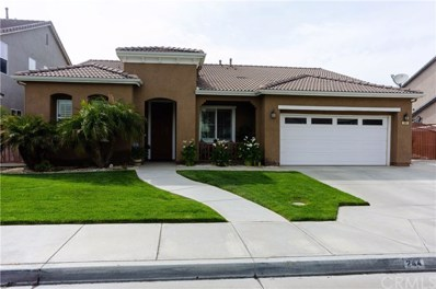 244 Center Grove Way, San Jacinto, CA 92582 - MLS#: OC18088529