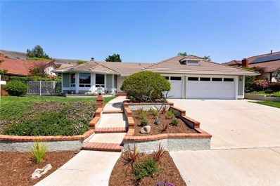 20940 Timber Ridge Road, Yorba Linda, CA 92886 - MLS#: OC18089134