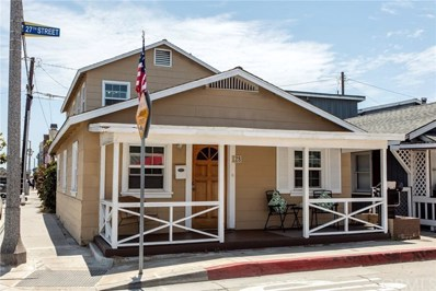 128 27th Street, Newport Beach, CA 92663 - MLS#: OC18089142
