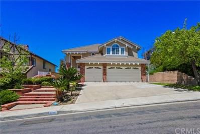 21841 Via De La Luz, Rancho Santa Margarita, CA 92679 - MLS#: OC18089766