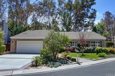 22032 Tanbark Lane, Lake Forest, CA 92630 - MLS#: OC18089907