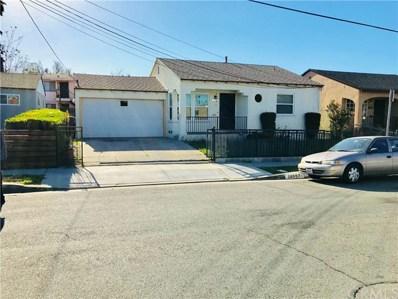 10907 S Budlong Avenue, Los Angeles, CA 90044 - MLS#: OC18090989