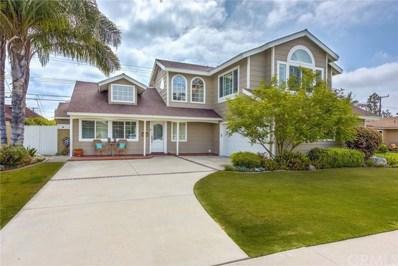 16062 Tellim Lane, Huntington Beach, CA 92647 - MLS#: OC18093279