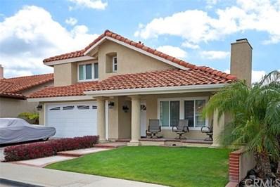 9 Mistletoe, Rancho Santa Margarita, CA 92688 - MLS#: OC18093366