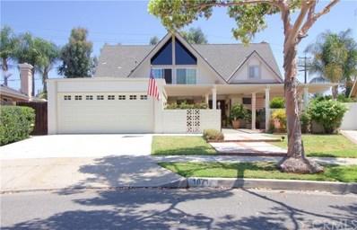 1671 Lear Lane, Tustin, CA 92780 - MLS#: OC18094695