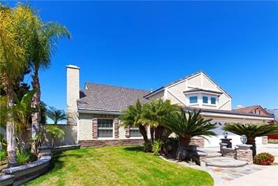 7051 E Country Club Lane, Anaheim Hills, CA 92807 - MLS#: OC18096402