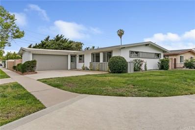 1529 W Saint Anne Place, Santa Ana, CA 92704 - MLS#: OC18096614