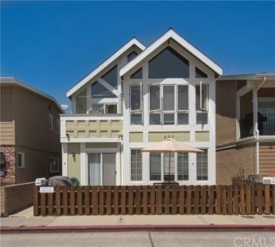 207 40th Street, Newport Beach, CA 92663 - MLS#: OC18097232