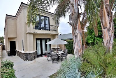1015 Florida Street, Huntington Beach, CA 92648 - MLS#: OC18100348