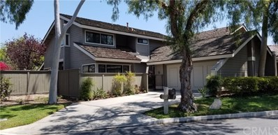 89 Pinewood UNIT 45, Irvine, CA 92604 - MLS#: OC18100457