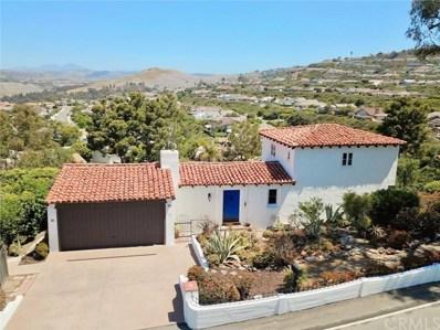 199 Avenida La Cuesta, San Clemente, CA 92672 - MLS#: OC18101087