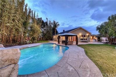 17312 Norcon Circle, Huntington Beach, CA 92649 - MLS#: OC18101225