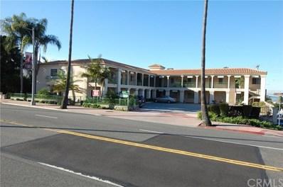 616 S El Camino Real UNIT G-5, San Clemente, CA 92672 - MLS#: OC18102094