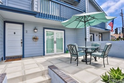 2505 Delaware Street UNIT 2, Huntington Beach, CA 92648 - MLS#: OC18103078