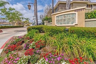 22681 Oakgrove UNIT 411, Aliso Viejo, CA 92656 - MLS#: OC18103266