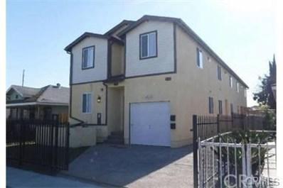 134 W 90th Street, Los Angeles, CA 90003 - MLS#: OC18103673