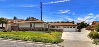 217 N Kennebec Drive, Anaheim, CA 92807 - MLS#: OC18104544