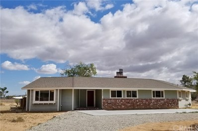 21640 Ramona Road, Apple Valley, CA 92307 - MLS#: OC18104739