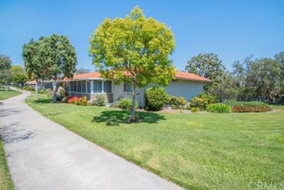 3026 Calle Sonora UNIT O, Laguna Woods, CA 92637 - MLS#: OC18105363
