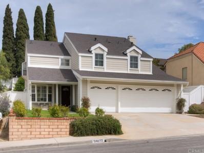 24672 Kim Circle, Laguna Hills, CA 92653 - MLS#: OC18105384