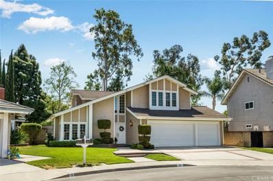 8 E Trenton, Irvine, CA 92620 - MLS#: OC18107407