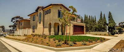 26392 Via Canon UNIT B, Dana Point, CA 92624 - MLS#: OC18107590