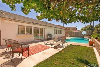 9611 Warburton Drive, Huntington Beach, CA 92646 - MLS#: OC18108240