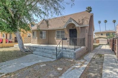 1713 W 83rd Street, Los Angeles, CA 90047 - MLS#: OC18108273