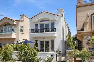 222 10th Street, Huntington Beach, CA 92648 - MLS#: OC18108470