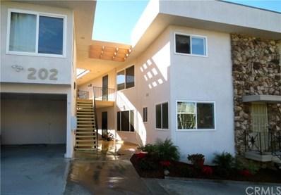 202 S Calle Seville Apt UNIT F, San Clemente, CA 92672 - MLS#: OC18108538