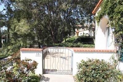 15 Roma Court, Newport Coast, CA 92657 - MLS#: OC18108698