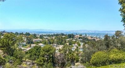 5521 E Stetson Court UNIT 35, Anaheim Hills, CA 92807 - MLS#: OC18108756