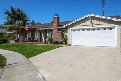 14601 Colonial Drive, Westminster, CA 92683 - MLS#: OC18109552