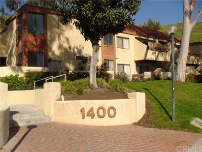 1400 W Edgehill Road UNIT 15, San Bernardino, CA 92405 - MLS#: OC18109808