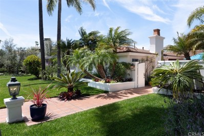 439 Fullerton Avenue, Newport Beach, CA 92663 - MLS#: OC18109822