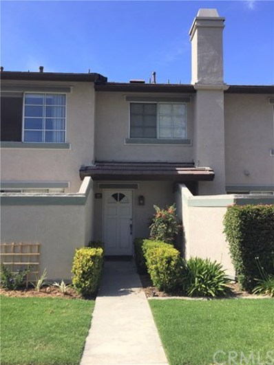107 Oxford UNIT 34, Irvine, CA 92612 - MLS#: OC18111891