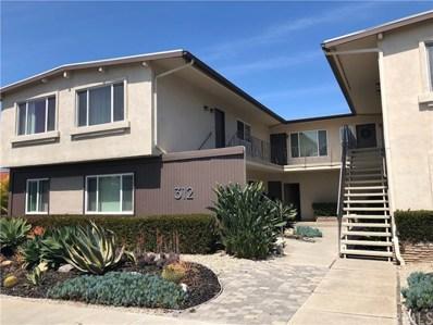 312 Avenida Cabrillo UNIT 3, San Clemente, CA 92672 - MLS#: OC18112765