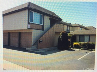 1142 S Dover Circle UNIT Q60, Anaheim, CA 92805 - MLS#: OC18112900