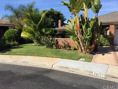 28711 Springfield Drive, Laguna Niguel, CA 92677 - MLS#: OC18113596