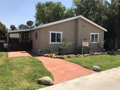 5800 Hamner UNIT 647, Eastvale, CA 91752 - MLS#: OC18114729