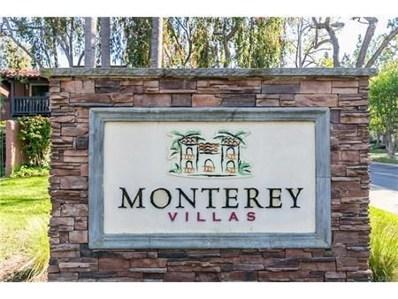 1345 Cabrillo Park Drive UNIT E11, Santa Ana, CA 92701 - MLS#: OC18114811