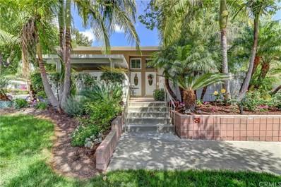 480 Calle Cadiz UNIT B, Laguna Woods, CA 92637 - MLS#: OC18114964