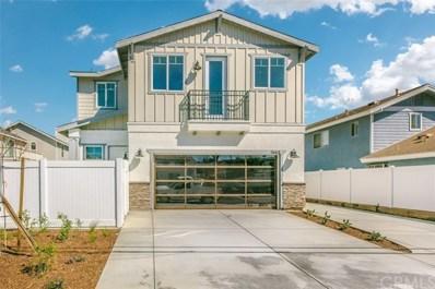 166 Rochester St. UNIT Unit A, Costa Mesa, CA 92627 - MLS#: OC18115866