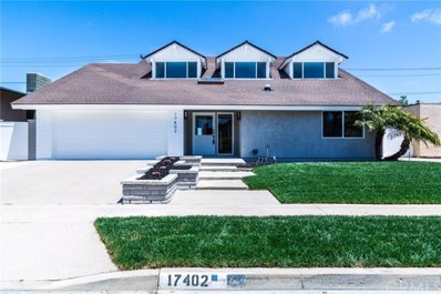 17402 Madera Lane, Huntington Beach, CA 92647 - MLS#: OC18116116