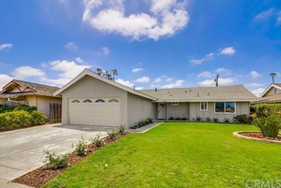18641 Redwood Street, Fountain Valley, CA 92708 - MLS#: OC18117294