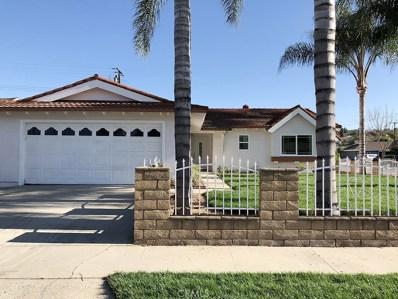 550 W Parkwood Avenue, La Habra, CA 90631 - MLS#: OC18117425