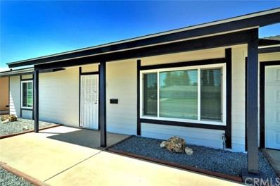 26256 McCall Boulevard, Sun City, CA 92586 - MLS#: OC18118120