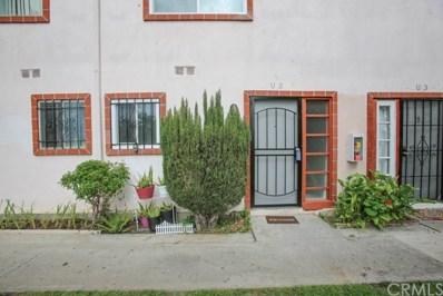 1000 E Bishop Street UNIT U2, Santa Ana, CA 92701 - MLS#: OC18118205