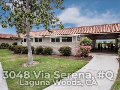 3048 Via Serena S UNIT Q, Laguna Woods, CA 92637 - MLS#: OC18120374